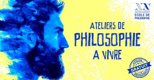 Philosophie à vivre - Atelier découverte gratuit