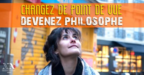 Formation en philosophie pratique d'Orient et d'Occident : 1er cours